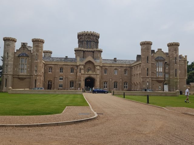 Studley castle hotel review