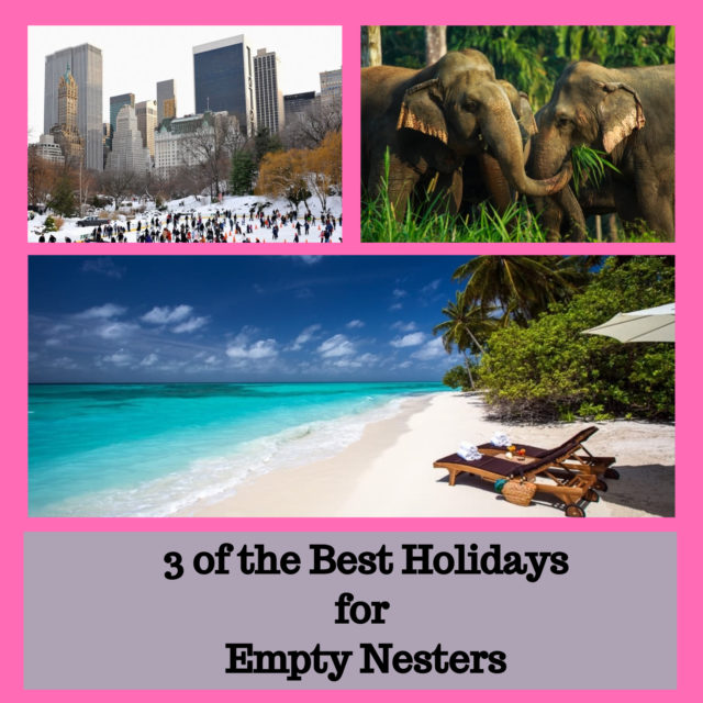 best holidays for empty nesters image