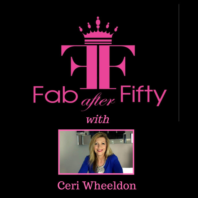 Fab after Fifty podcast launch