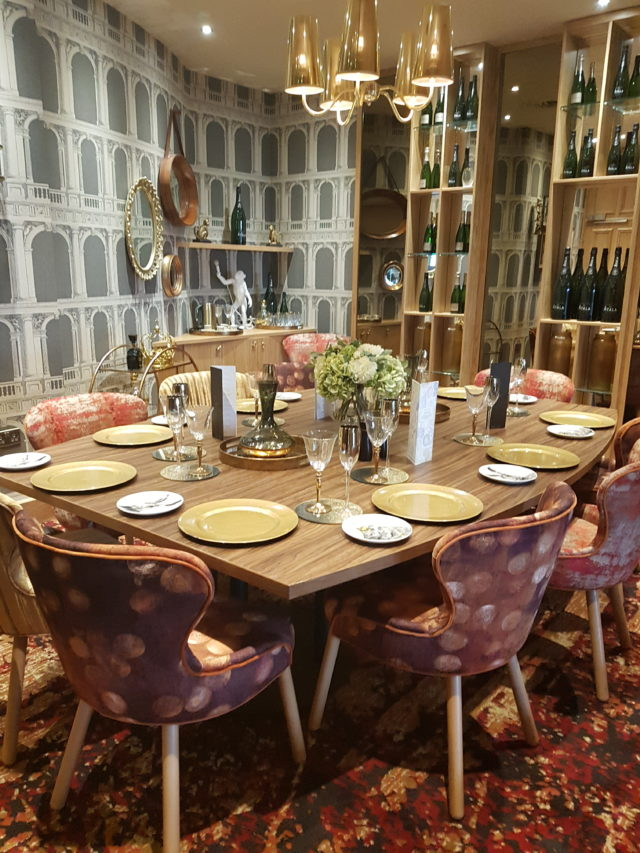 private dining studley castle review image