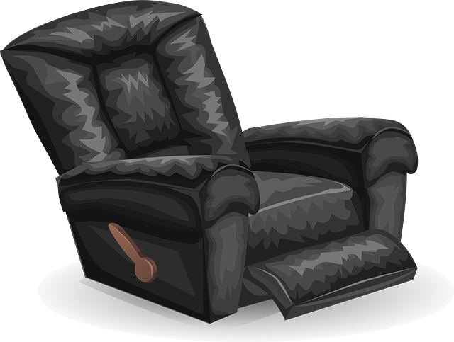 reclining chair for elderly image