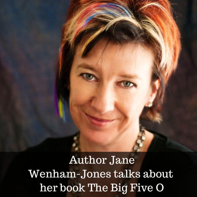 Fat Over Fab 50: Author Jane Wenham-Jones Talks About The Story Behind Her
