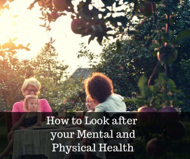 tips for looking after your mental and physical health over 50 image