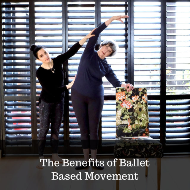 benefits of ballet based exercise over 50 image