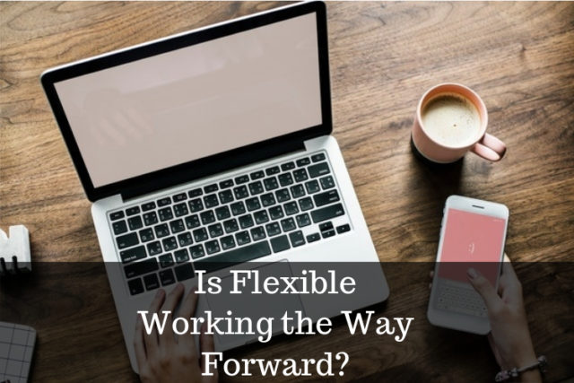 flexible working for older women image