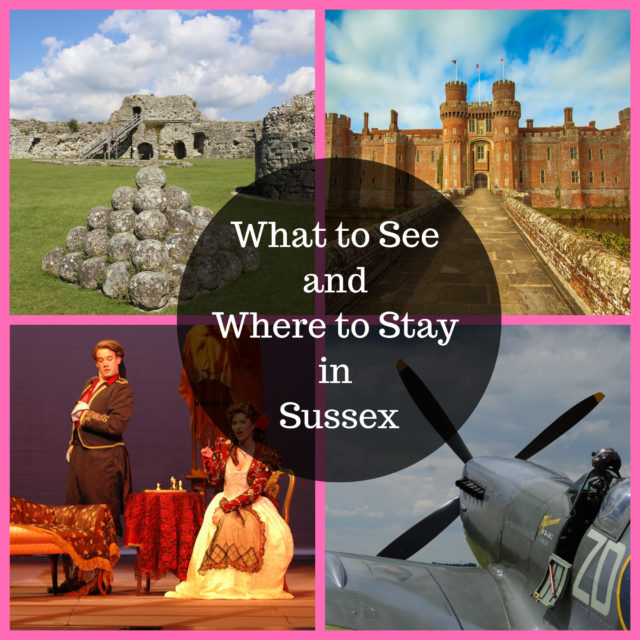 Places to visit in Sussex image