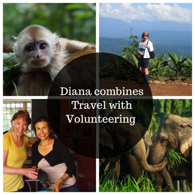 combing travel and volunteering over 50 image