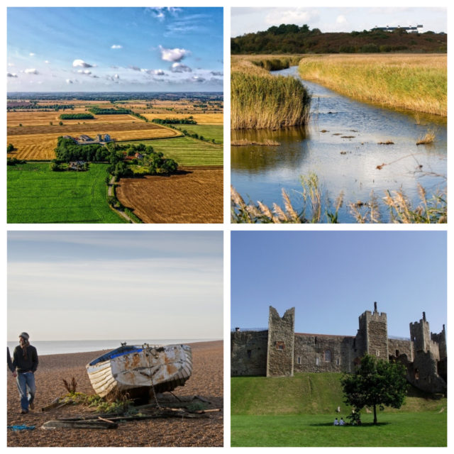 destinations to visit in Suffolk with Holiday Cottages image