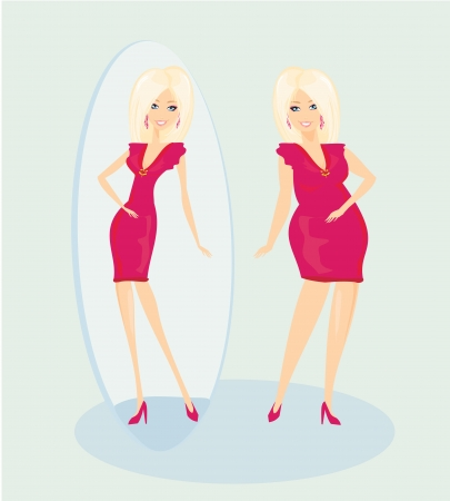 how to look slimmer without losing weight