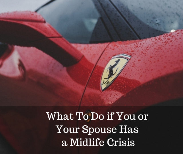 how to cope with a midlife crisis image