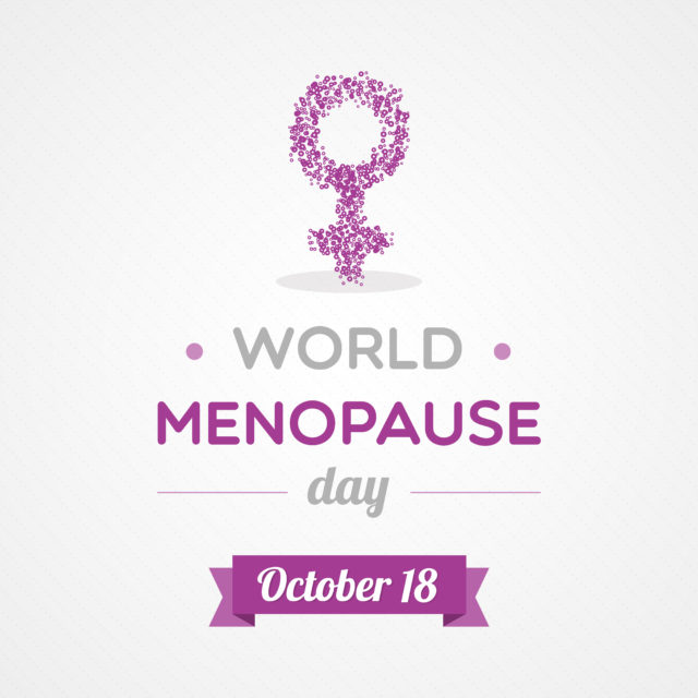 world menopause day image