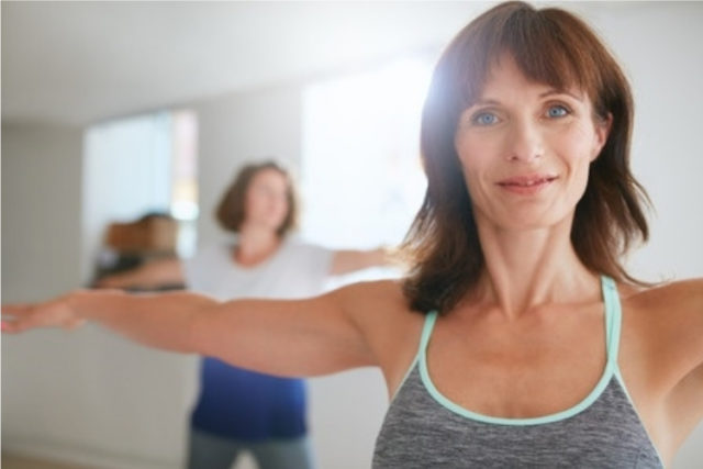 8 ways to get fitter over 50 image