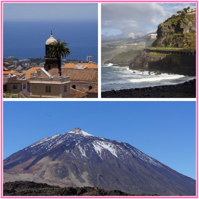 visit Tenerife on your next cruise image