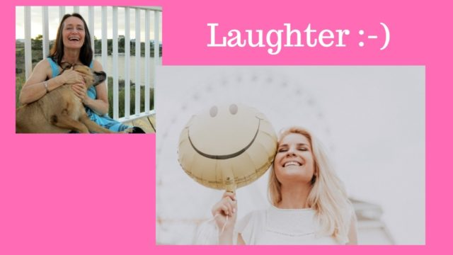 laughter in lockdown image