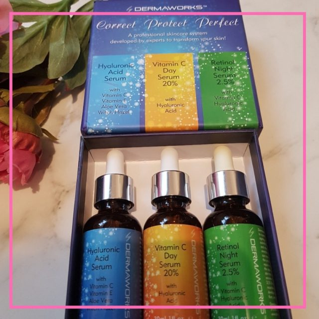 skincare over 50 dermaworks review image