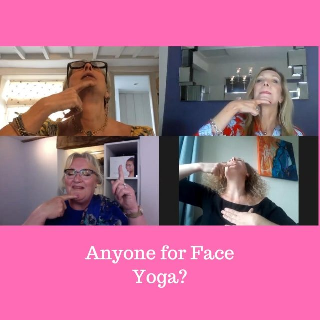 anyone for face yoga image