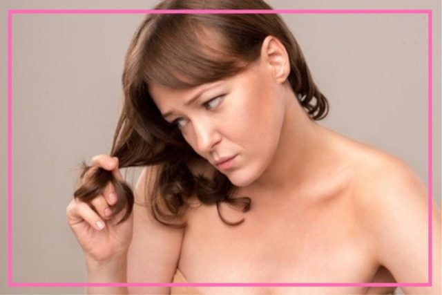 why women over 50 experience hair loss image