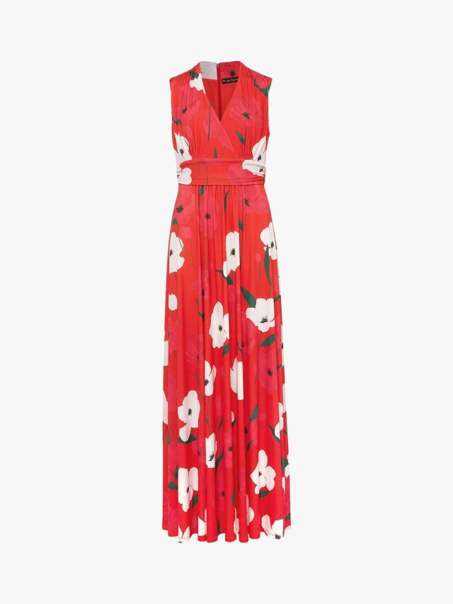 maxi dress for bigger busted women over 50 image
