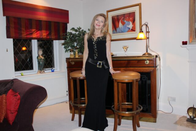 my style over 50 evening dress