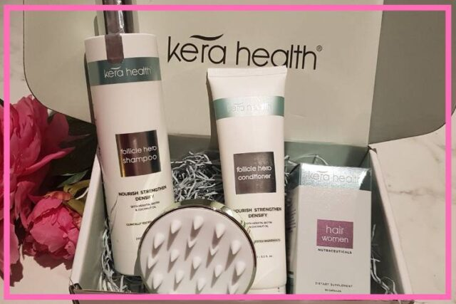 review of kerahealth hair growth system image
