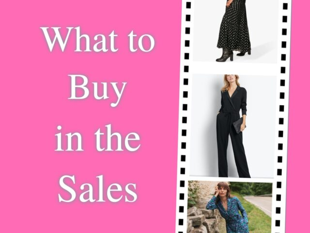 What to buy in the Sale over 50 image