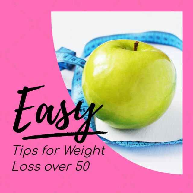 how to lose weight over 50 in lockdown image