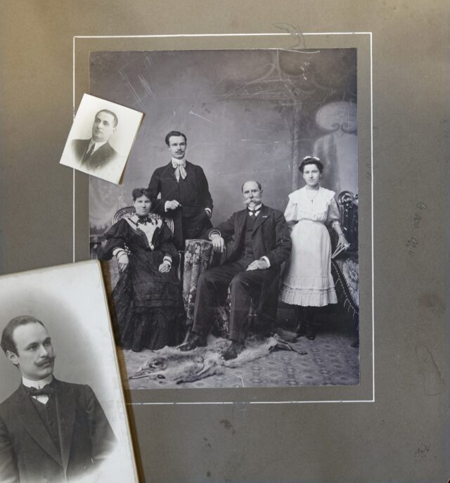 research family tree image