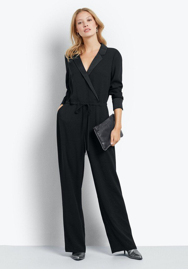 style over 50 jumpsuit to wear for working from home image
