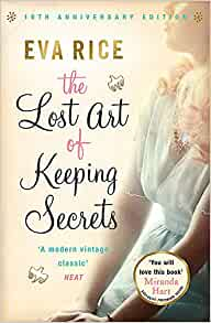 lost art of keeping secrets book image