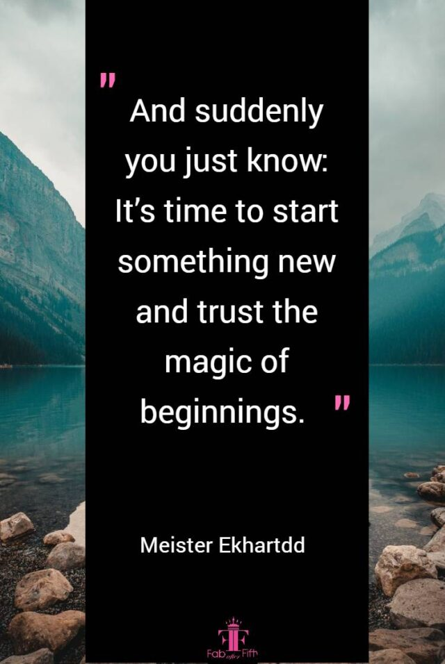 moving abroad for new start quote image
