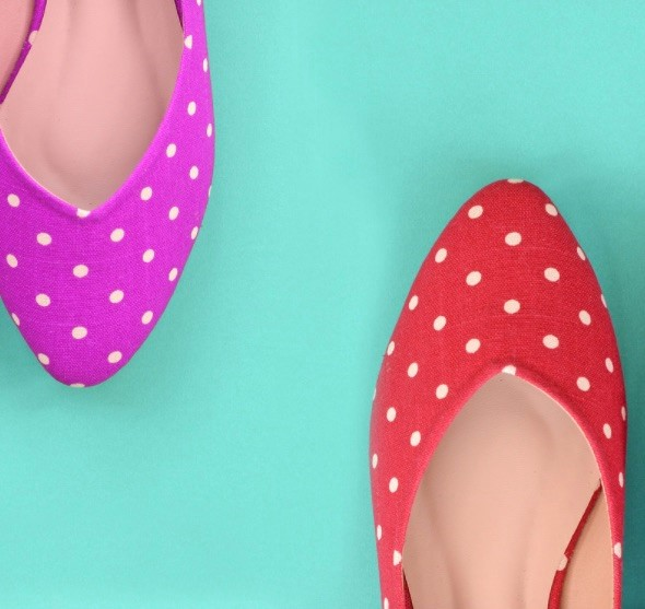 accessorise with polka dots over 50 image