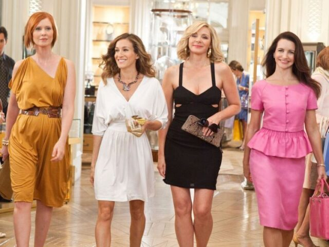 sex and the city returns image