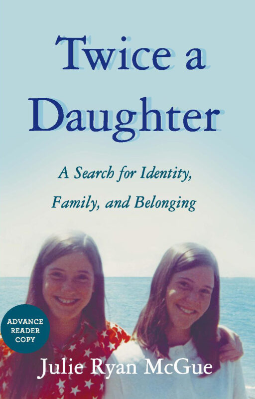 twice a daughter book about tracing birth mother image