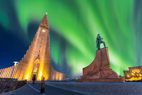 travel over 50 girls break to Reykjavik image
