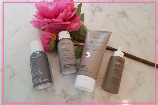 Living Proof Hair Care Review Image