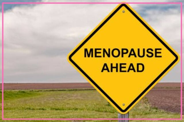 dont be afraid of the menopause image