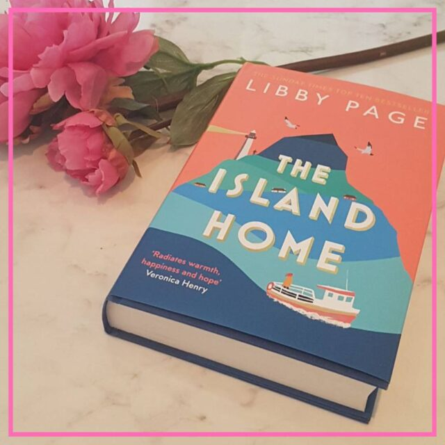 The Island Home by Libby Page book review image