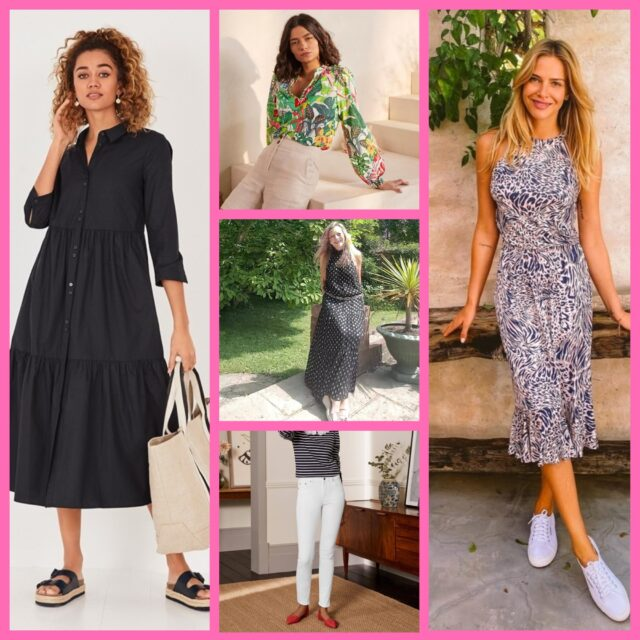 What to wear on a staycation over 50 image