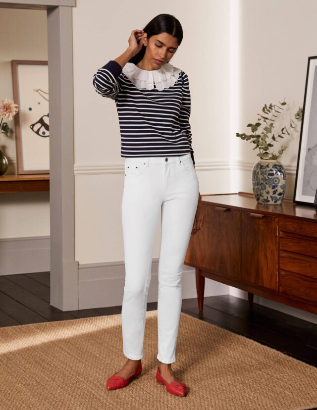 staycation style over 50 skinny jeans