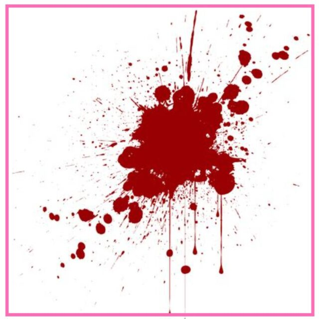 how to remove bloodstain from clothes image